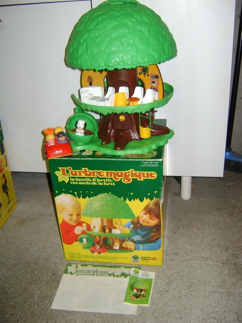 Vulli arbre magique citrouille myst rieuse divers for Arbre maison jouet