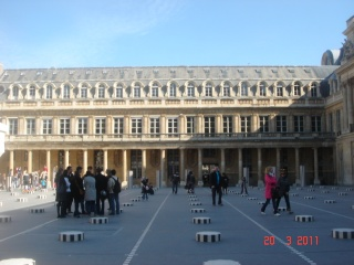 Cour du Palais-Royal
