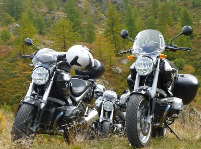 Roadsters Flat-Twins BMW : Rockster, R1150R, R1100R, R850R et R1200R