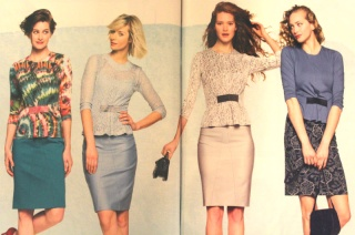 Les Magazines De Novembre 2015 Fashion Style Knipmode Maj La Bobine