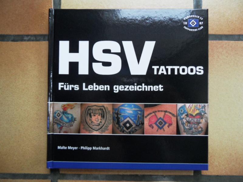 [DIVERS] - HSV tattoos fürs Leben gezeichnet