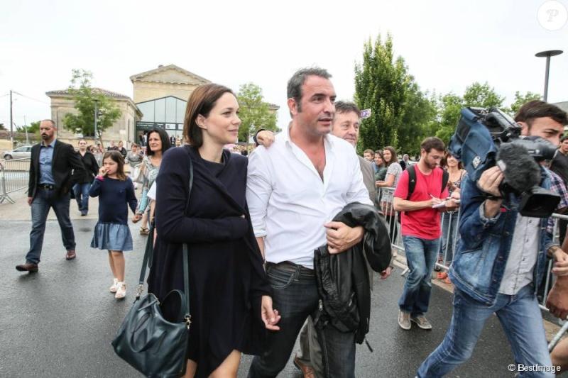 Jean dujardin et nathalie p chalat enceinte for Jean dujardin pechalat
