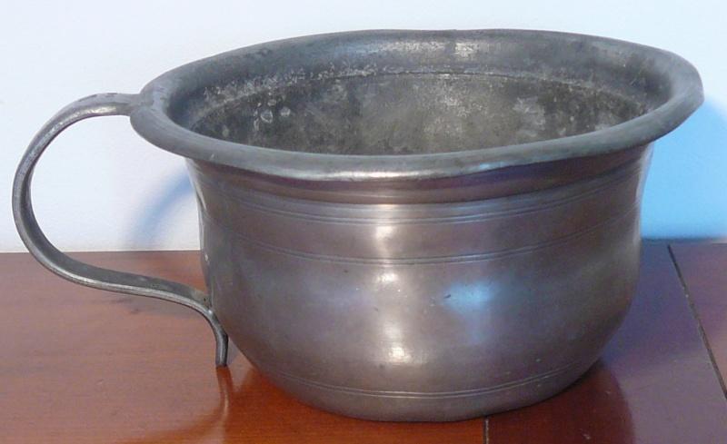 Pot en etain ancien 28 images pot en 233 tain ancien - Pot de chambre antique ...