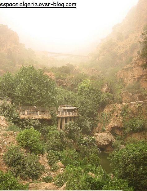 Cascades el Ourit -Tlemcen