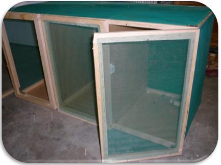 comment construire un terrarium kriss nature. Black Bedroom Furniture Sets. Home Design Ideas