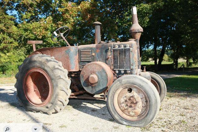 vente aux encheres tracteur de collection tracteur agricole. Black Bedroom Furniture Sets. Home Design Ideas