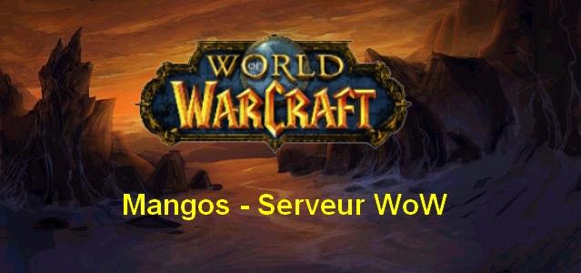 Serveur Mangos