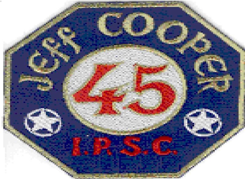 CLUB JEFF COOPER 45