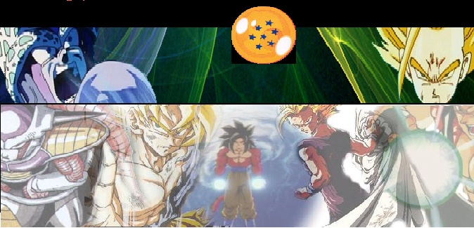 dragon ball,z y gt