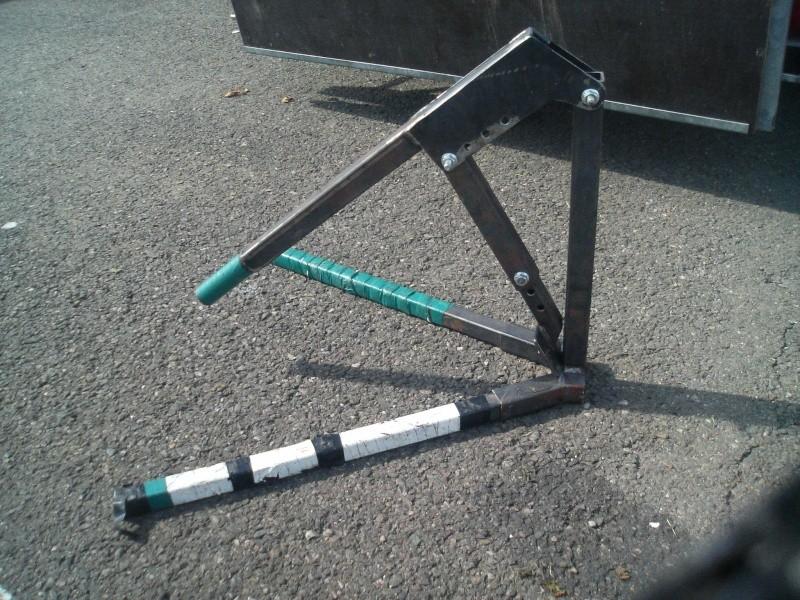 D monte pneu maison - Fabriquer un decolle pneu ...
