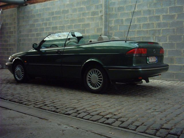 saab 900s cabrio 1996. Black Bedroom Furniture Sets. Home Design Ideas