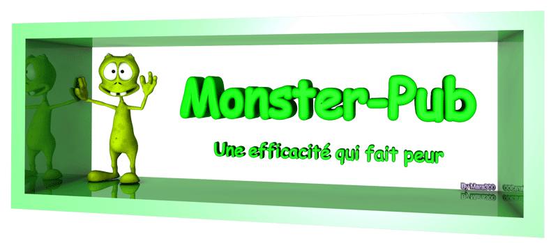 Monster-Pub : Forum de publicité, référencement, services