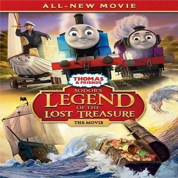 فيلم Thomas & friends Sodors Legend of the Lost Treasure