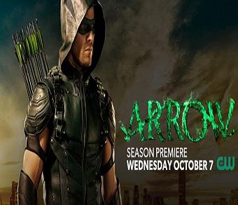 العرض الدعائى المطول للموسم الرابع و المنتظر من مسلسل Arrow