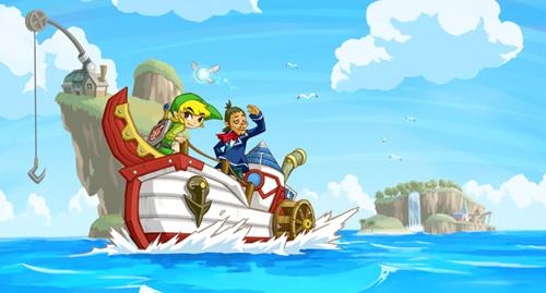 L'antre de Zelda