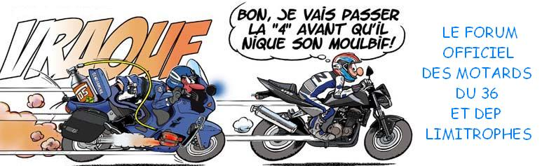 Les motards du 36