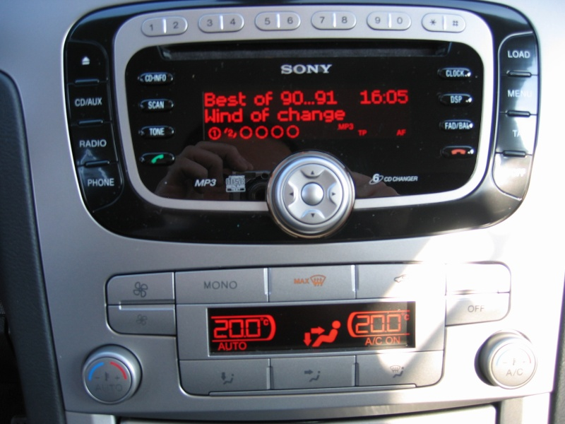 autoradio compatible ford mondeo mondeo ford forum marques. Black Bedroom Furniture Sets. Home Design Ideas