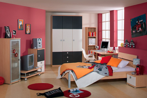 conseils d co idees pour chambre ado fille. Black Bedroom Furniture Sets. Home Design Ideas
