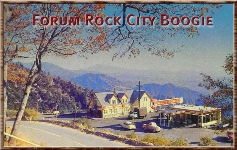 FORUM ROCK CITY BOOGIE