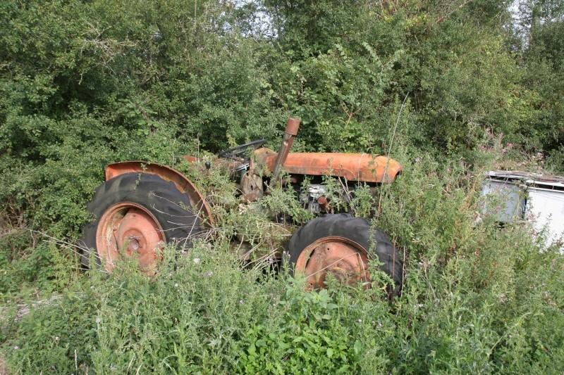 Nuffield same 4x4 sauver d 39 urgence - Histoire du tracteur ...