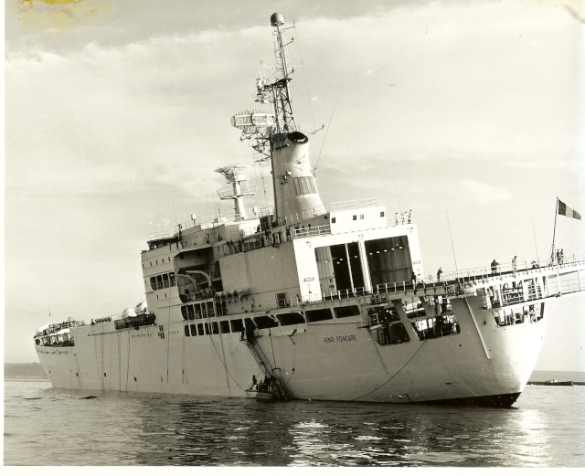appelés opérateur radar djibouti en 1968