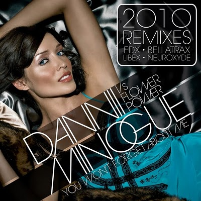 Dannii Minogue, Flower Power - You Won't Forget About Me (EDX's Make People Smile Remix) +2