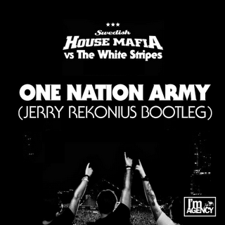 SHM vs The White Stripes - One Nation Army (Jerry Rekonius Bootleg)
