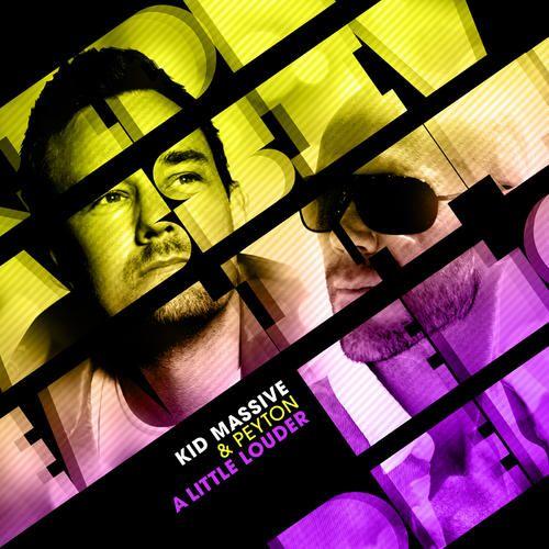 Kid Massive & Peyton - A Little Louder (TV Rock Remix)