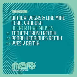 Dimitri Vegas & Like Mike feat.Vangosh - Deeper Love (Pedro Henriques Remix) +1
