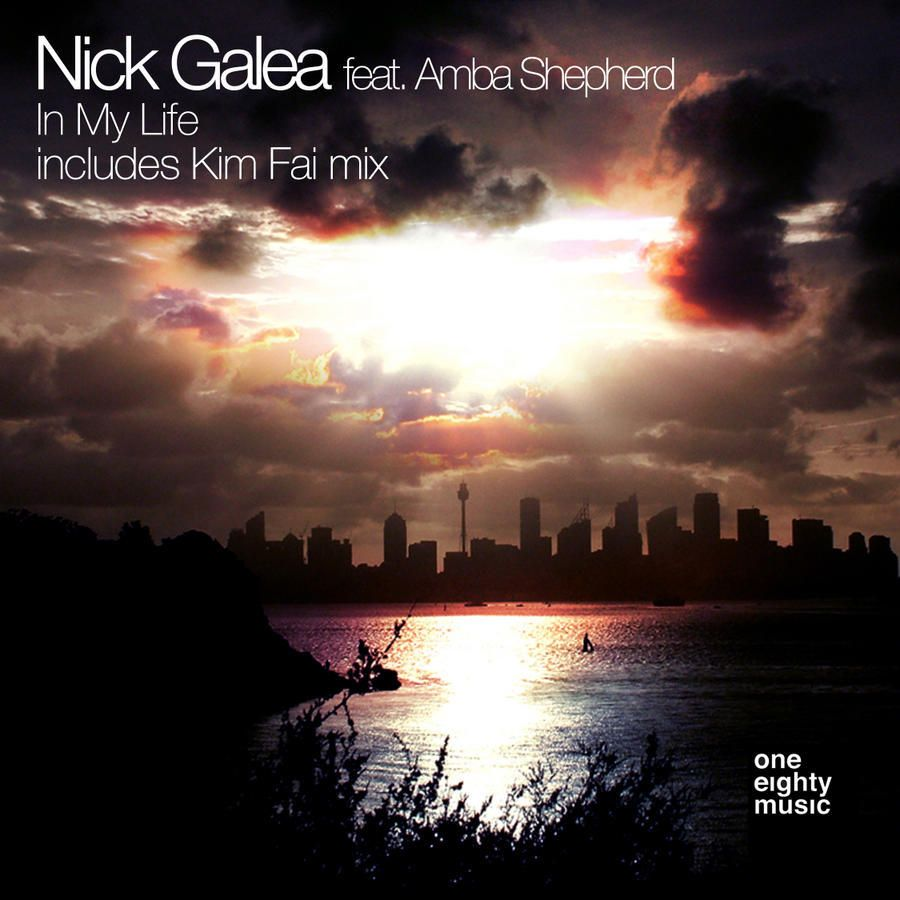 Nick Galea feat. Amba Shepherd - In My Life  / Beatport Exclusive