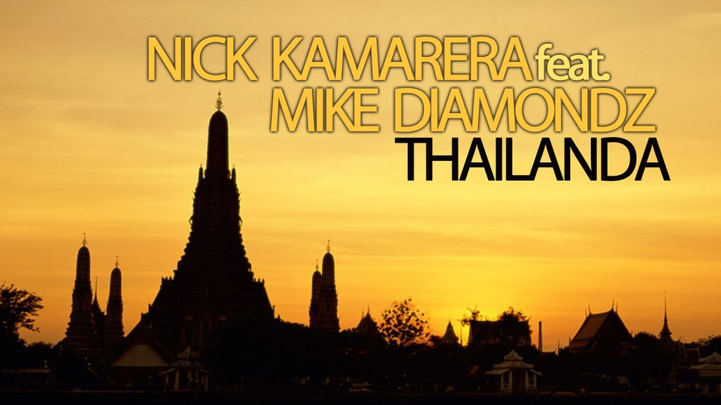 Nick Kamarera feat. Mike Diamondz - Thailanda (Emil Lassaria Remix)