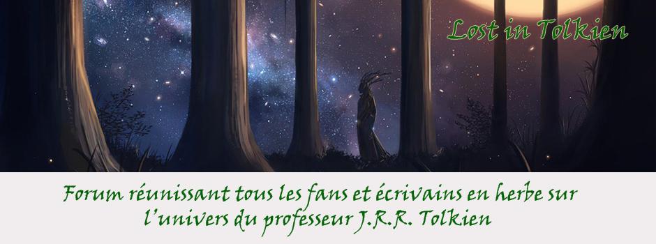Lost In Tolkien