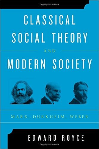 durkheim modernity theory Weber saw modernity in terms of the rise of secular, rationalised and  not only  on later sociological theory, but for subsequent generations of.