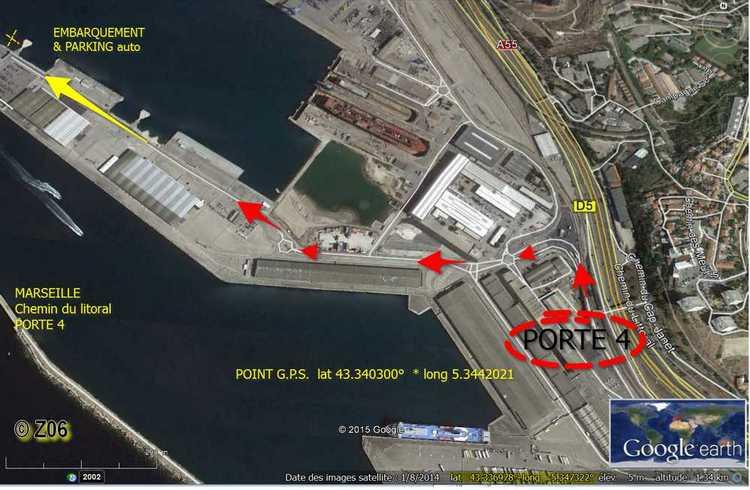 Port d 39 embarquement infos - Port embarquement croisiere marseille ...