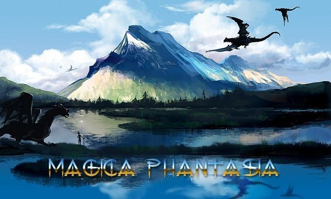 Magica Phantasia: un mundo Magico y Medieval