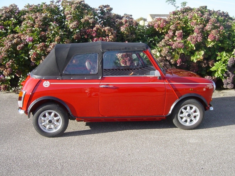 Resto mini cooper 92 arc de triomphe par le garage for Garage mini 92