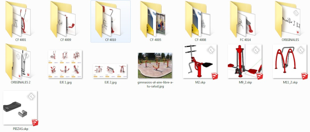 Sketchando view topic mobiliario para gimnasios - Mobiliario de gimnasio ...
