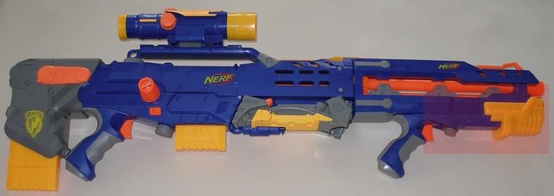 Nerf Sniper Avec Lunette : quelques liens utiles ~ Pogadajmy.info Styles, Décorations et Voitures