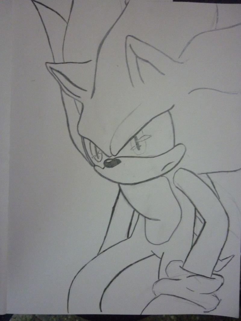 Mis Dibujos de Sonic y otros