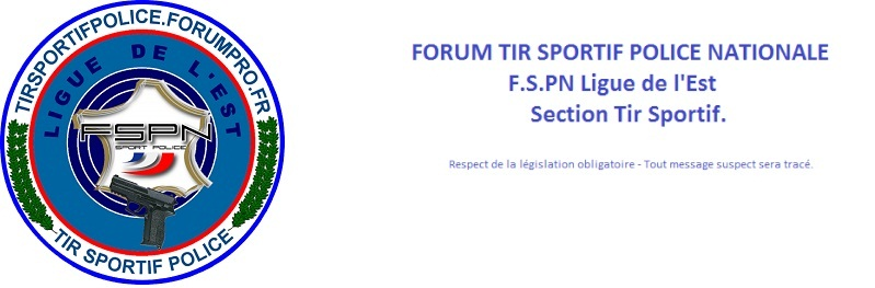 Forum Tir Sportif de la Police Nationale