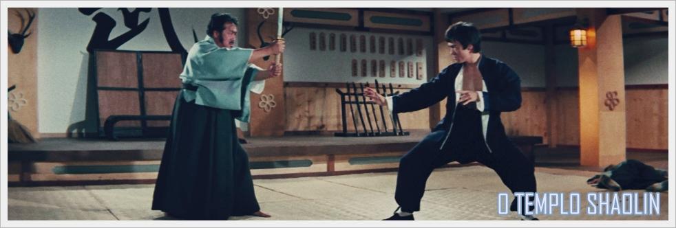 O Templo Shaolin