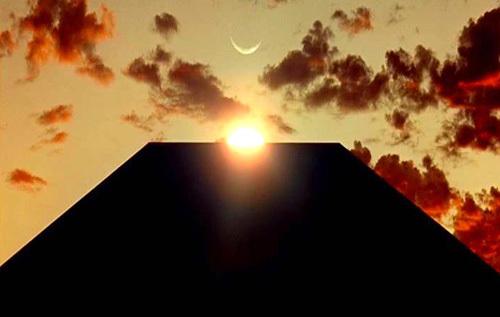 2001, l'odyssée de l'espace (2001 A space odyssey) - Stanley Kubrick - 1968 dans * 100 making20