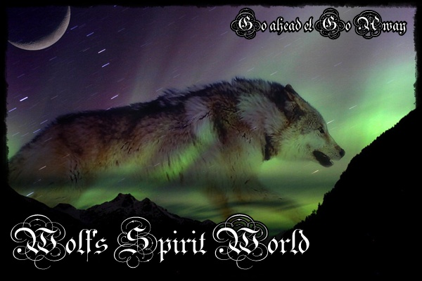 Wolf's Spirit World