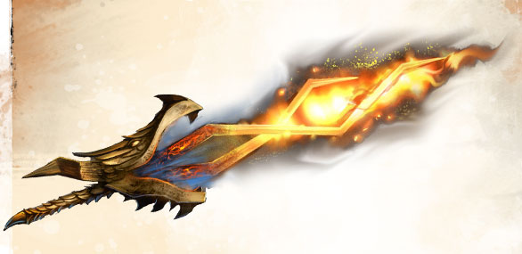 Fire Dragon, Fire Dragon Sword