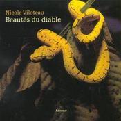 zoologie livre herpétologue herpétologiste reptile serpent spécialiste forum Nicole Viloteau Beauté du diable