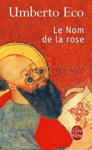 Guillaume de Baskerville Le nom de la rose Le livre de poche Umberto Eco 1327 littérature 1980 1982 forum enquête moyen âge moine franciscain