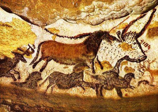 Grotte de Lascaux peintures paléoanthropologie peinture rupestres préhistoire