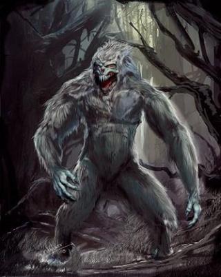 Cryptozoologie mythe et légende wendigo loup garou du Michigan bête des forêt créature mythique forum lycanthropie tueur prédateur