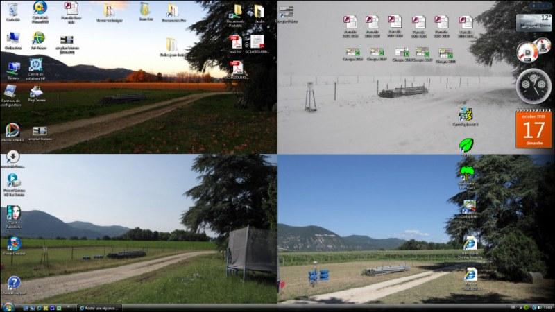 A quoi ressemble le votre cran de pc mac page 2 for Ecran pc mac