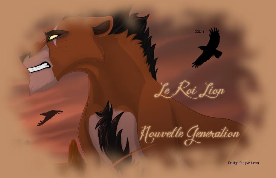 Le Roi Lion, Nouvelle Génération